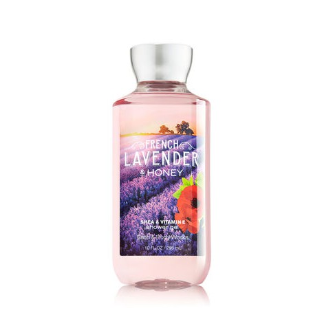 Sữa tắm SIGNATURE COLLECTION French Lavender & Honey – Bath and Body Works (295ml)
