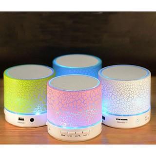Loa Bluetooth Mini Di Động Nghe Cực Chất – Loa Mini Bluetooth Nhấp Nháy Theo Nhạc