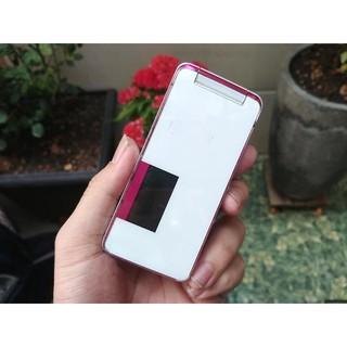 Điện thoại Sharp SH-02C màu trắng hồng thumbnail