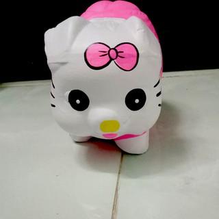 [Hello Kitty]-Heo đất 3D HandMade