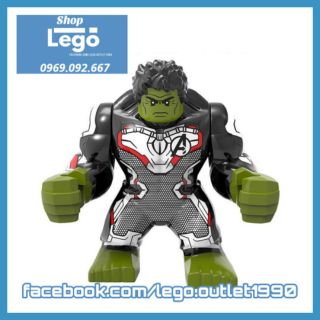 Xếp hình Lego Hulk Quantum Suit siêu rẻ Lego Minifigures Koruit Xp188 KT1026 thumbnail