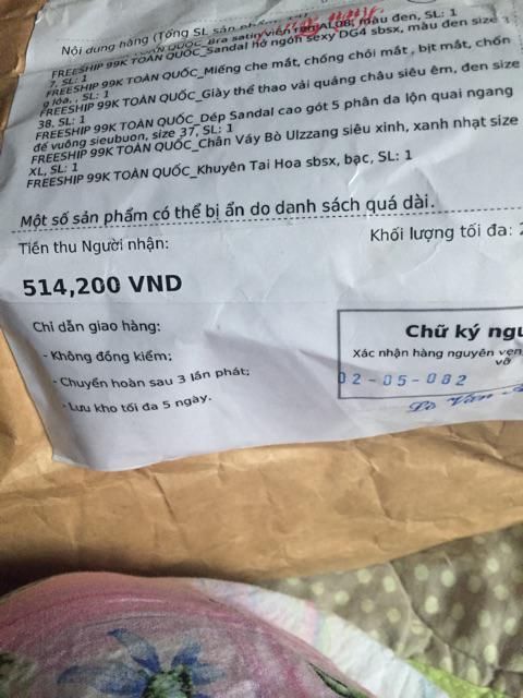 Đánh giá sản phẩm Áo Sơ Mi Nữ Form Rộng Tay Lỡ Kẻ Sọc Caro ASMG3 sbsx của chauyen1210