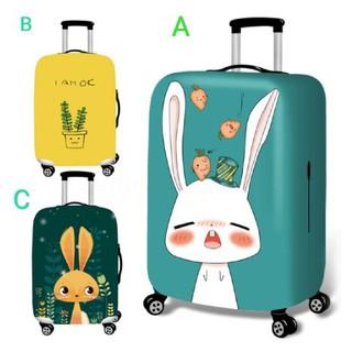 Vỏ bọc vali hình thỏ(Not include suitcase) thumbnail