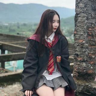 Áo choàng phù thủy nhà Gryffindor cho người lớn cosplay