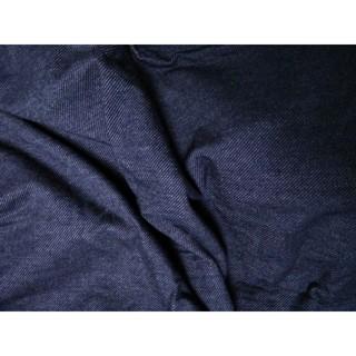 Vải cotton giả jean may đồ cho bé