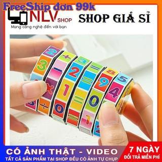[Hàng Thái Lan] [Nhập mã TOYAUG hoàn 10% tối đa 15K xu cho đơn từ 99K]Bộ Trò Chơi Rubik Phép Tính Toán Học Cho Bé