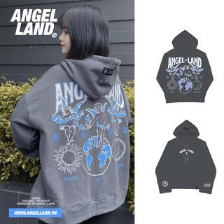 Áo Angel-Land Chính hãng Earth Sun & Moon- Grey thumbnail