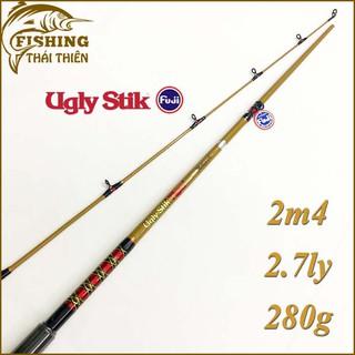 Cần câu cá Ugly Stick Tiger 2m4