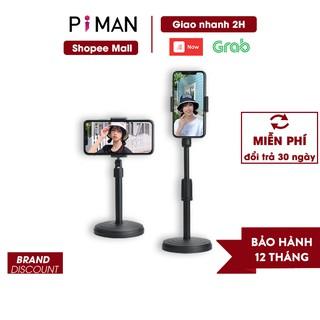 Giá đỡ điện thoại để bàn điện thoại di động giá livestream cho iPhone ipad pro mini Samsung Xiaomi Tablet PK10 Piman thumbnail