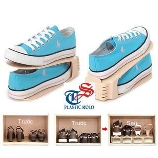 Hình ảnh Bộ 5 kệ để giày tiết kiệm diện tích Tashuan TS-5138-7