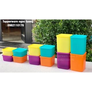 Tupperware – Bộ hộp bảo quản thực phẩm Summer Fresh