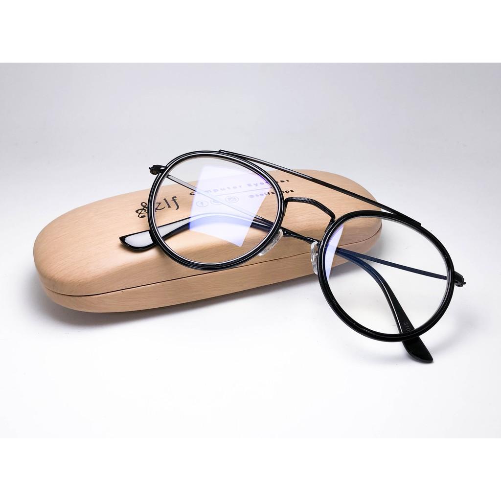 SELF แว่นตา รุ่น SA40 👓 ส่งฟรี 🚚 [ วินเทจ ทนทาน]