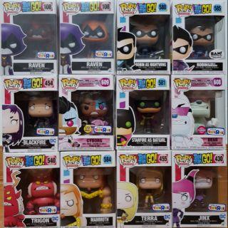 Mô hình Funko phim hoạt hình Teen Titans