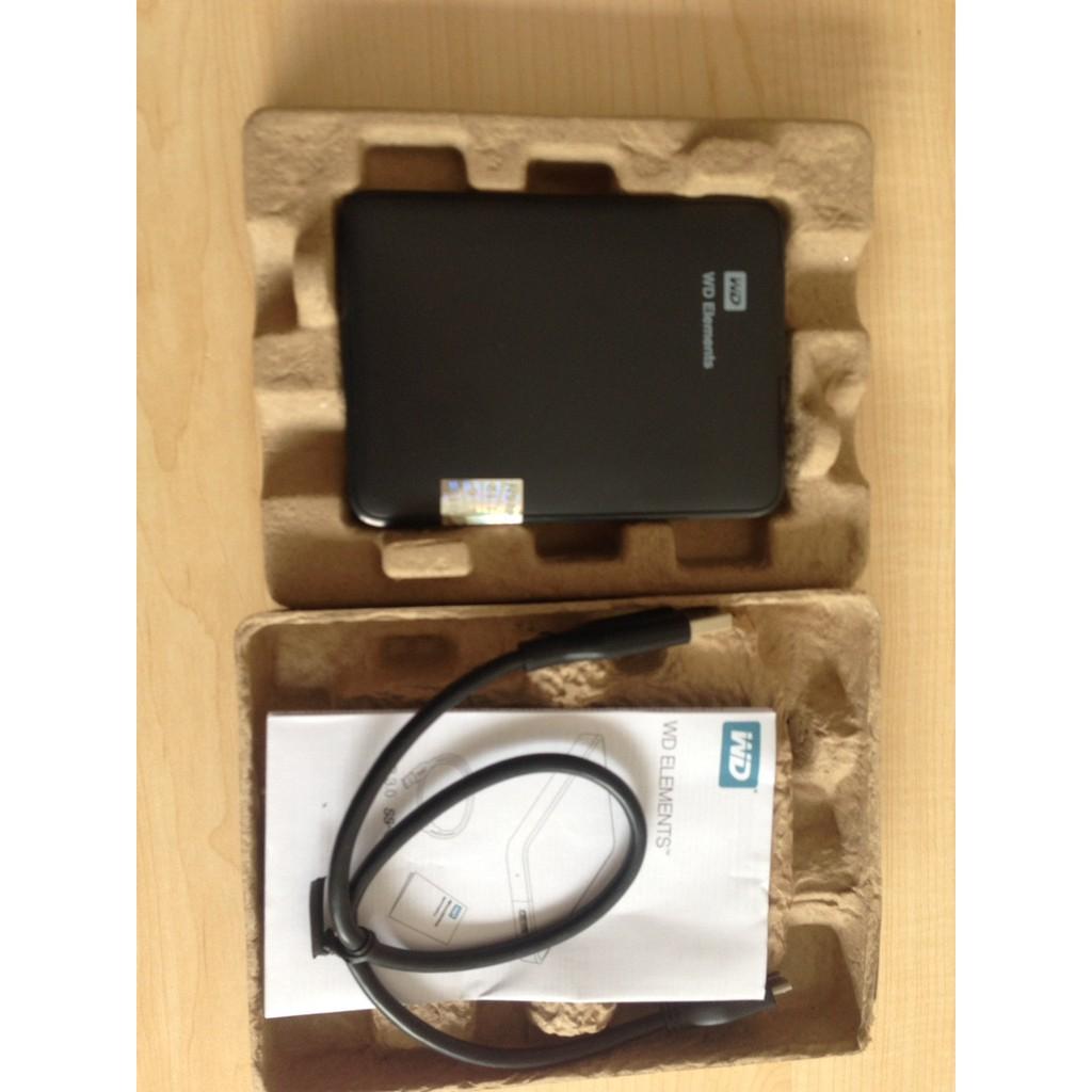 BOX HDD WESTERN 2.5 - USB 3.0