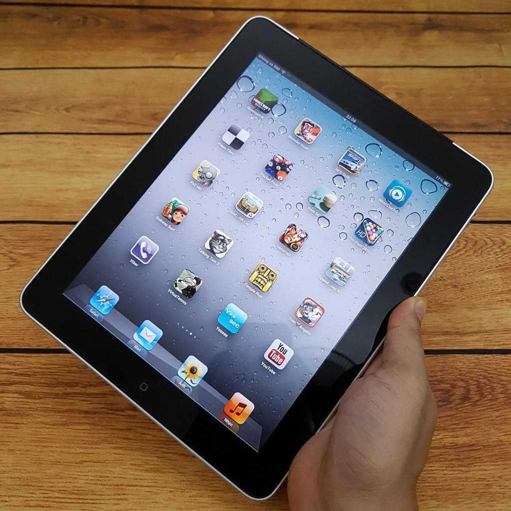 Máy tính bảng iPad 1 3G, wifi 16GB/32GB/64GB chính hãng Apple Japan giá tốt(cho xem hàng khi nhận).