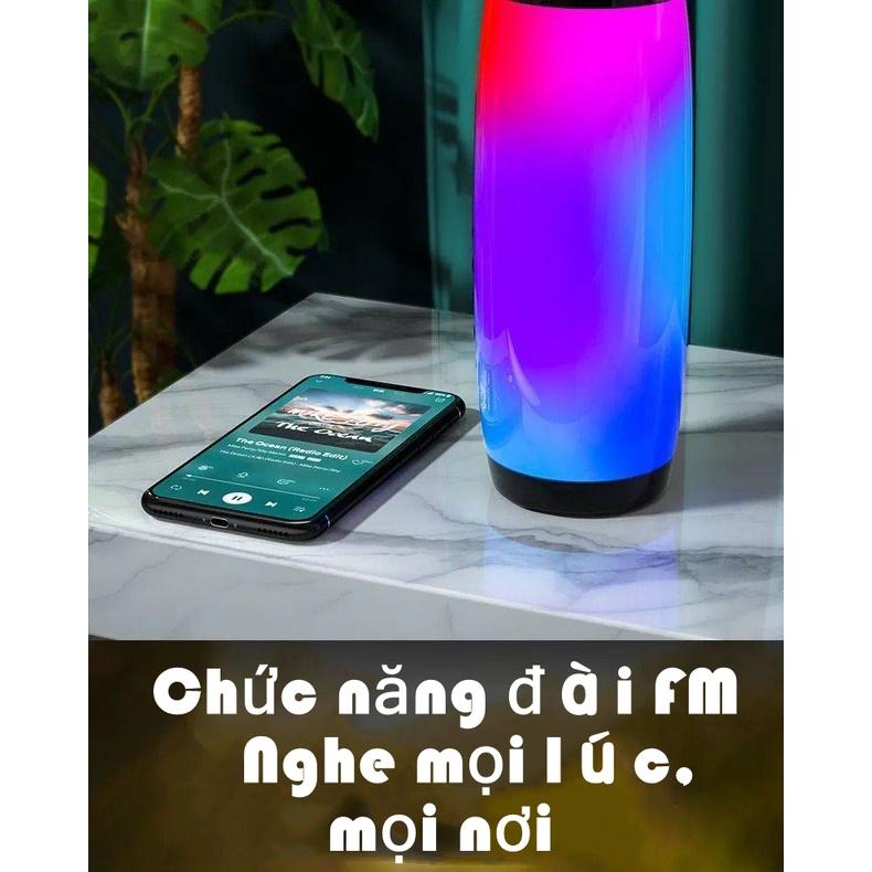 Giá trị ❇Loa Bluetooth bảy màu âm lượng âm thanh lớn Loa thấp âm thanh âm thanh cao âm thanh âm thanh ngoài trời di động