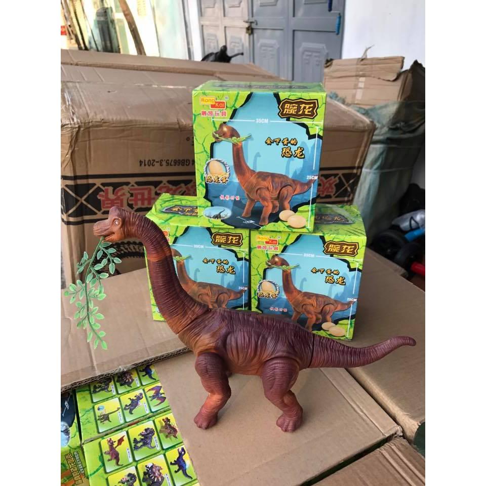 Đồ chơi khủng long đẻ trứng 1 đầu