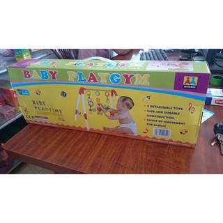 Đồ chơi Kệ chữ A Baby PlayGym
