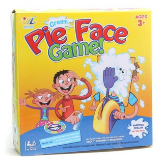 Pie Face Game – Máy bắn kem vui nhộn