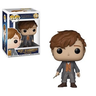 Funko Pop! Movies: Fantastic Beasts 2- Newt