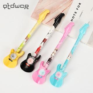 D5 bút cây đàn bút dễ thương bút cute viết gel