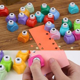[Nhập mã TOYJUNE giảm 10K]Bộ đồ chơi dập giấy để cắt ra các hình họa tiết dễ thương
