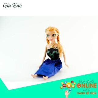 [SIÊU RẺ SIÊU RẺ] Búp bê công chúa đáng yêu cho bé gái rẻ vô địch