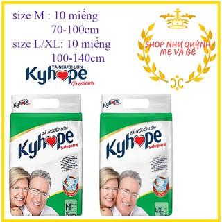 Tã dán người già Kyhope M10, L/XL10