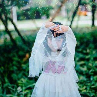 M15-Váy Cánh Tiên mặc đi chơi, lễ hội, tiệc tùng. Cánh tháo rời được.