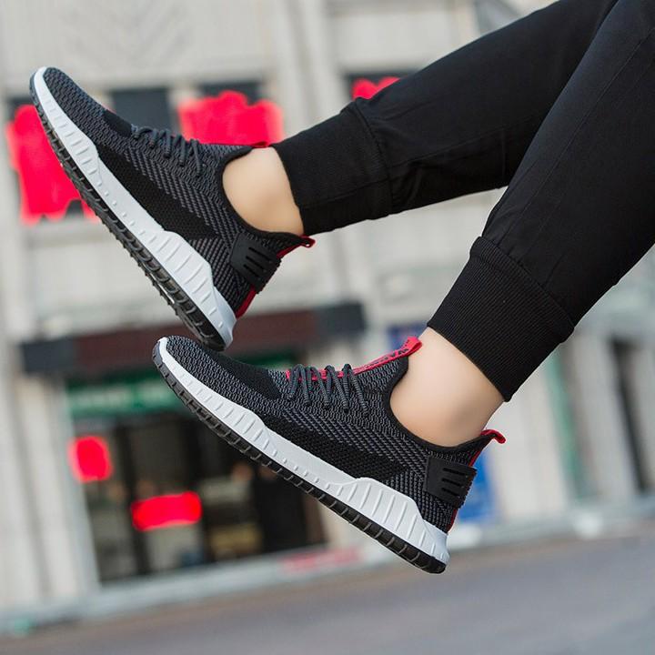 Giày thể thao nam  Sneakers kiểu dáng thời trang phong cách hàn quốc siêu đẹp GN206