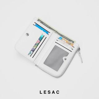 Hình ảnh [Mã SKAMPUSH10 giảm 10% đơn 200K] Ví nữ mini LESAC Stand Wallet-4