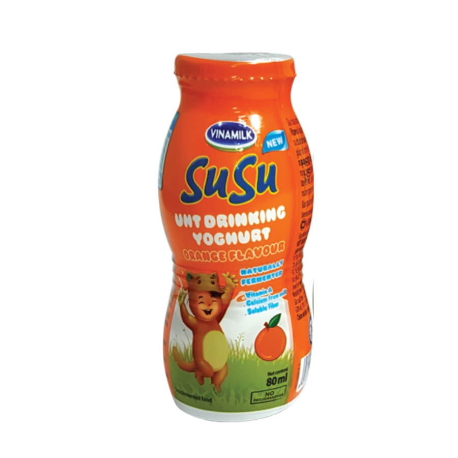 Sữa chua uống Susu hương cam chai 80ml - 3611822 , 1349126061 , 322_1349126061 , 5000 , Sua-chua-uong-Susu-huong-cam-chai-80ml-322_1349126061 , shopee.vn , Sữa chua uống Susu hương cam chai 80ml