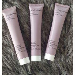 Mặt nạ ủ tóc phục hồi hư tổn Living Proof Restore Mask Treatment 30ml thumbnail