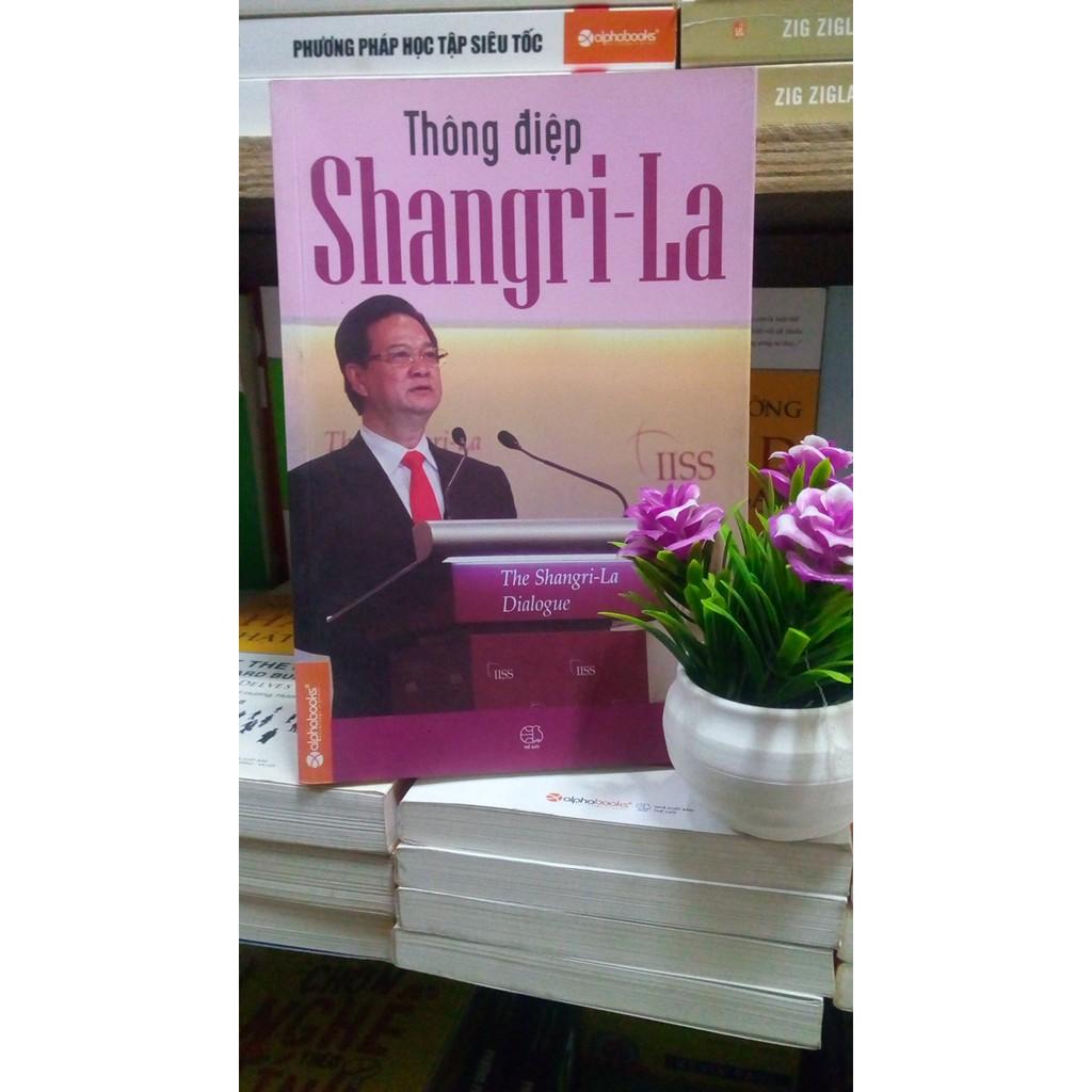Sách thật giá rẻ- Thông Điệp Shangri - La