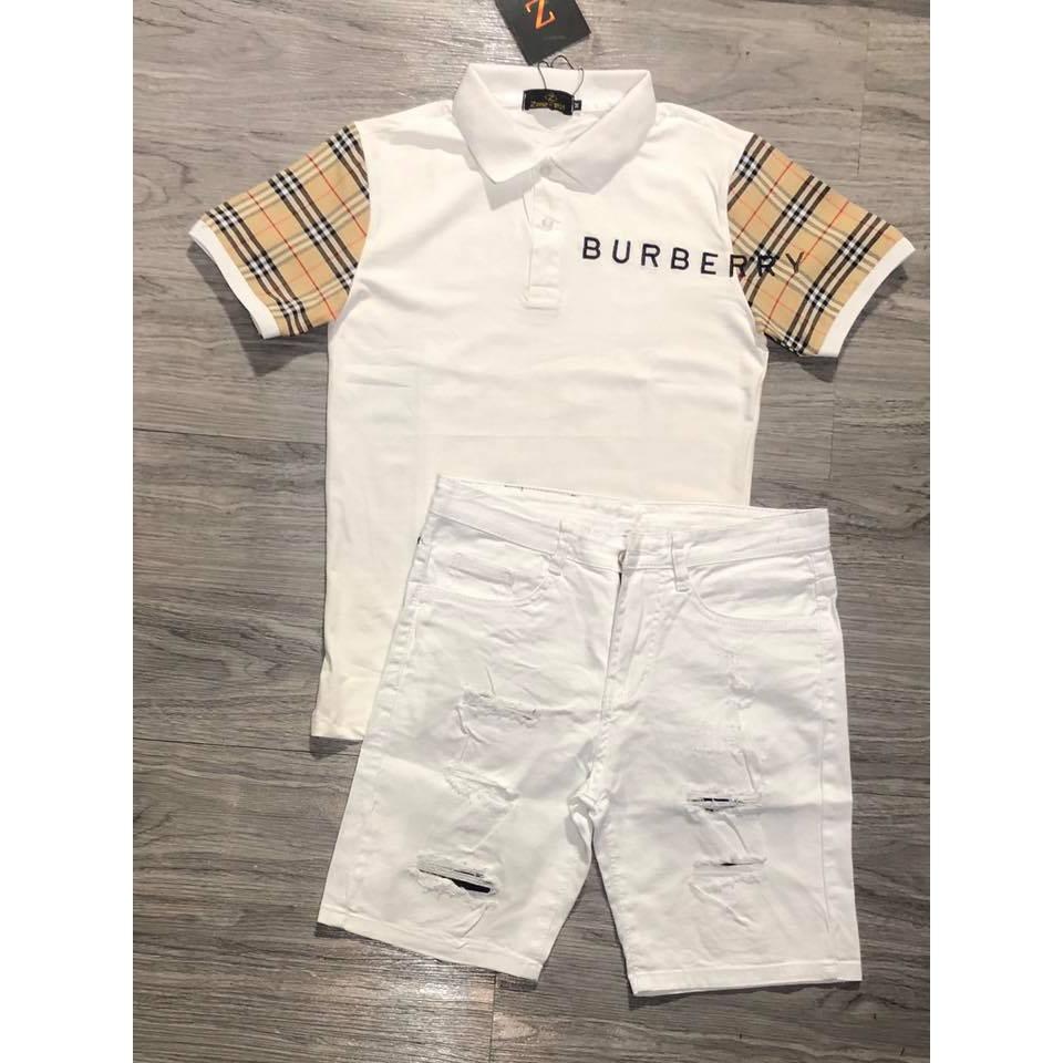 Sỉ áo thun áo phông nam polo ngắn tay có cổ giảm giá Mã cb174 tnhung