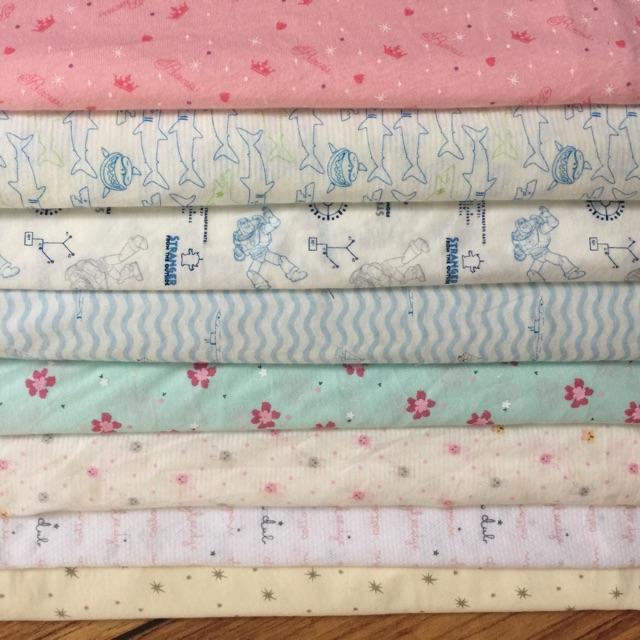 Set vải cotton Thái baby - 3223584 , 464035892 , 322_464035892 , 240000 , Set-vai-cotton-Thai-baby-322_464035892 , shopee.vn , Set vải cotton Thái baby