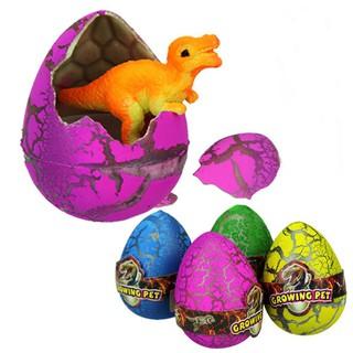 [CÓ SẴN-RẺ VÔ ĐỊCH]Bộ 12 quả trứng khủng long nở thần kì