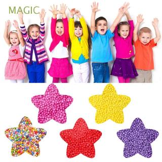 MAGIC 500ml/Bottle Party Supplies Kids Toys Multi-color Accessories DIY Craft Material Mud Filler