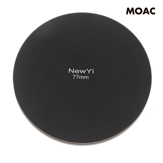 [Home Appliances] 77 mm/3.03 inch Metal UV CPL Filter Case Protection Box Lens Cover Stack Storage Cap