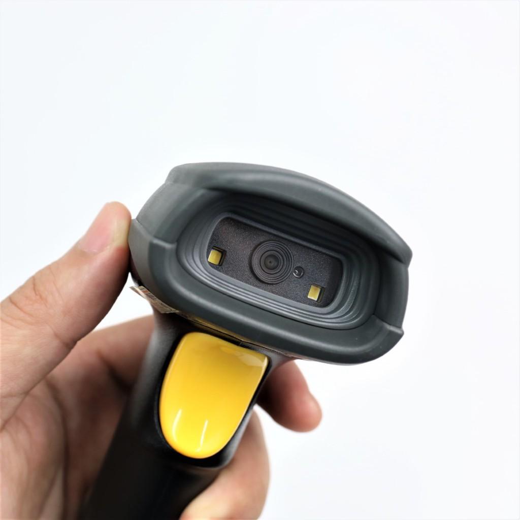 Máy quét 2D QR Code Antech AS6600 Scan mã QR 2D mã vạch Barcode 1D - Quét được mã trên màn hình điện thoại và máy tính