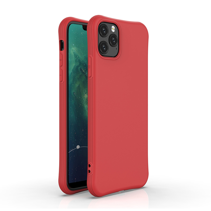 Ốp Lưng Silicone Màu Kẹo Ngọt Cho Iphone 11 Pro Max Xr X Xs Max Iphone 7 8