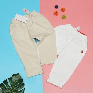 Quần áo trẻ em [CỰC XINH] quần baggy kaki cho bé gái
