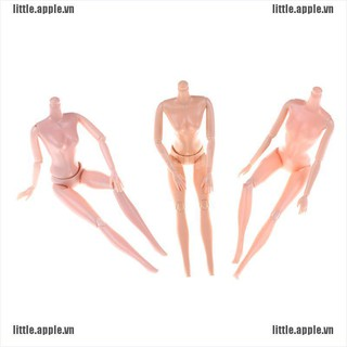 """[Little] 14/11 Jointed Movable Nude Naked Doll Body For 11"""" Doll 1/6 30cm Dolls Body [VN]"""