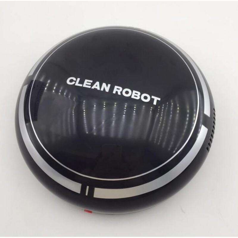 Robot hút bụi tự động MINI - Làm sạch hết mọi ngóc ngách trong nhà - Nhẹ nhàng tiện lợi và an toàn