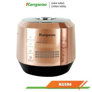 Nồi cơm điện tử Kangaroo loại 1.5L màu gold KG596