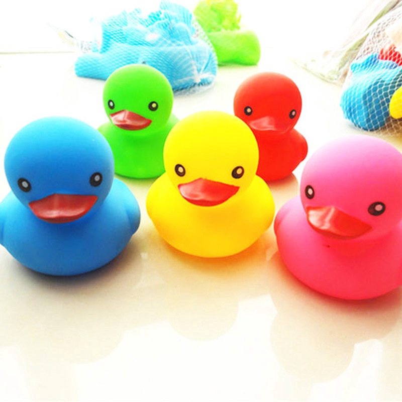 Cute Jumbo Duck BB Bathing Toy Baby Bath Toy Squeeze Squeaky Colorful Duck Baby & Toddler Toys - 14952712 , 2662650448 , 322_2662650448 , 12539 , Cute-Jumbo-Duck-BB-Bathing-Toy-Baby-Bath-Toy-Squeeze-Squeaky-Colorful-Duck-Baby-Toddler-Toys-322_2662650448 , shopee.vn , Cute Jumbo Duck BB Bathing Toy Baby Bath Toy Squeeze Squeaky Colorful Duck Baby