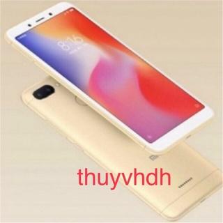 Điện thoại Xiaomi Redmi 6A-Chính hãng có tiếng Việt thumbnail
