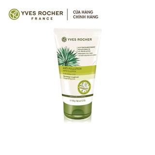 Làm Sạch Tế Bào Chết Da Đầu Yves Rocher Anti-Pollution Oxygenating Scrub 150g-0