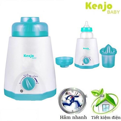 Máy hâm sữa Kenjo 4 in 1 KJ01N