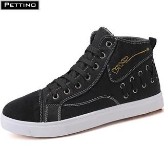 [Mã FAMALLT5 giảm 15% đơn 150K] Giày thể thao nam cổ cao thời trang 2021 PETTINO - SSKS02